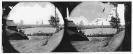 Varina Landing, James River, Virginia. View of pontoon bridge and supply boat