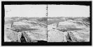 Dutch Gap Canal, James River, Virginia. Confederate Battery Brooke on James River above Dutch Gap Canal